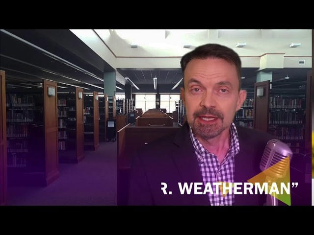 Paul Poteet - Mr. Weatherman