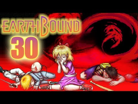 EARTHBOUND # 30 ★ Giygas Creepy Final Boss! [HD]