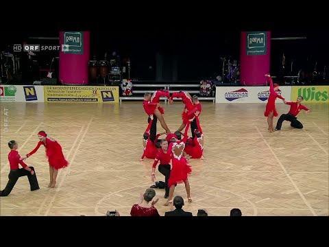 Weltmeisterschaft Formation Latein & Showdance Standard 2017