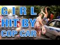 Girl Hit By Cop Car | Car Crash Compilation 2017 | Destroyed in Seconds