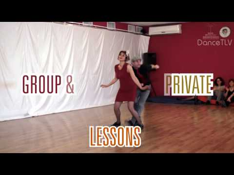 Lindy Hop Swing Private and Group Lessons any Day at Dance TLV