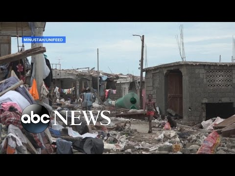 More Than 1 Million Affected by Hurricane Matthew in Haiti