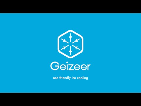 Geizeer – eco friendly ice cooling  / Come si usa / How to use it