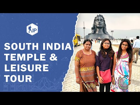 South India Temple & Leisure Tour | AIP | All India Packages