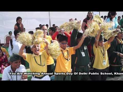 Delhi Public School , Khanna ,  Sports Day - 2015