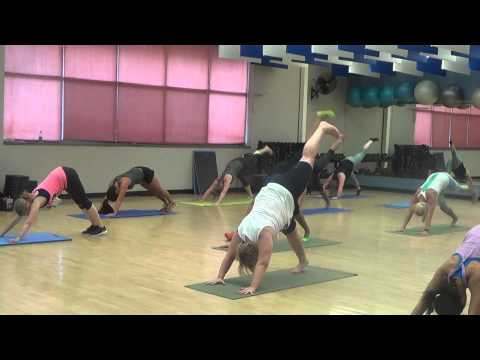 Ames Racquet and Fitness Center Group Fitness: Power Yoga