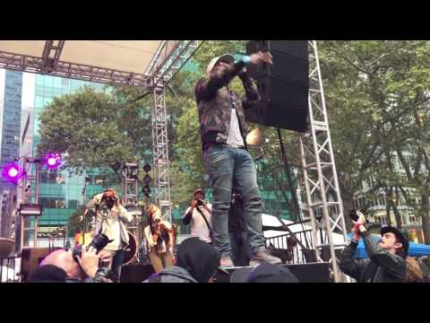Black Thought's Live Mixtape Roots Picnic NYC Edition