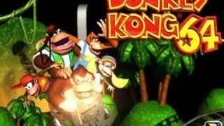 Donkey Kong 64 - Lanky's Barrel thumbnail