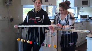 Wave Pendulum Physics Project
