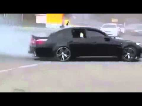 BMW M5 Drift Mafia