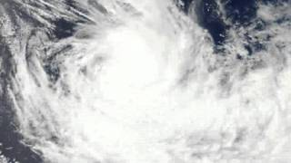Tropical Cyclone Cyril (2012), Animation