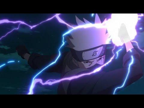 Kakashi Vs Boruto | Kakashi Uses Purple Lighting On Boruto And His Friends || Genin Exams ||