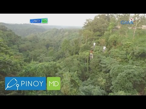 Pinoy MD: Patani visits an anti-stress adventure park in Bataan