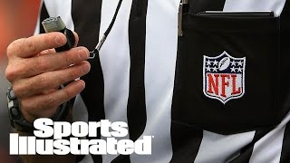 NFL To Hire Full-Time Officials Says Roger Goodell | SI Wire | Sports Illustrated