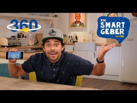 360-Grad-Fotos Für Facebook  Erstellen | Kurz & Smart