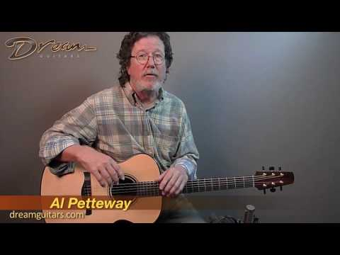Alternate Tuning (CGCGAD) Lesson, with Al Petteway