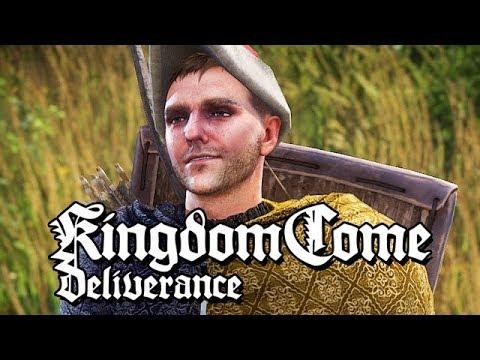 Kingdom Come Deliverance Gameplay German #35 - König der Diebe