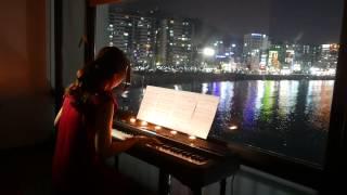 HANA-BI( はなび )  - Joe Hisaishi Piano Ver. By VikaKim