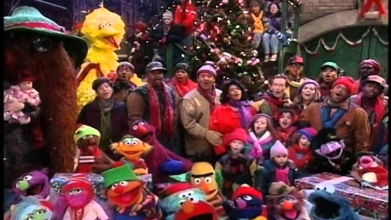 sesame street elmo saves christmas dvd preview youtube - Sesame Street Elmo Saves Christmas