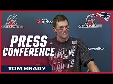 Tom Brady on victory over Chiefs:  The odds were stacked against us