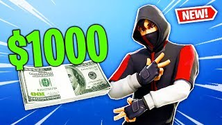 the NEW $1000 Fortnite K-POP Skin and how to get it...