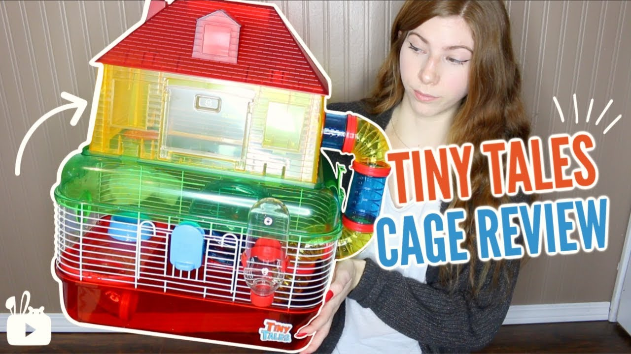 Dear Petsmart Tiny Tales Cage Review Youtube