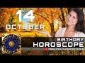 October 14 - Birthday Horoscope Personality