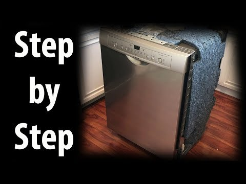 How to Install a Dishwasher Step by Step - It's Easy!