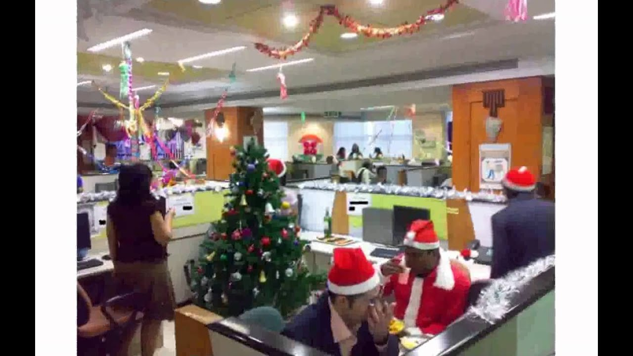 Image result for christmas tree office