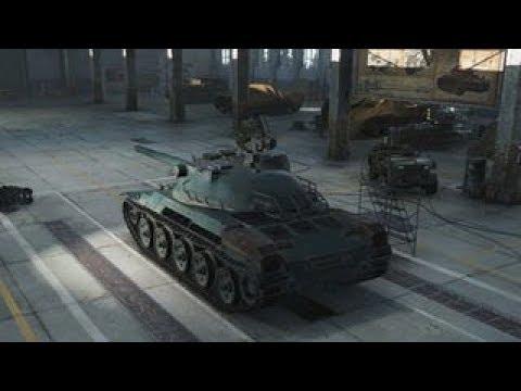 World of Tanks Blitz - Amx 30 1er prototype ile Random Maçlar !