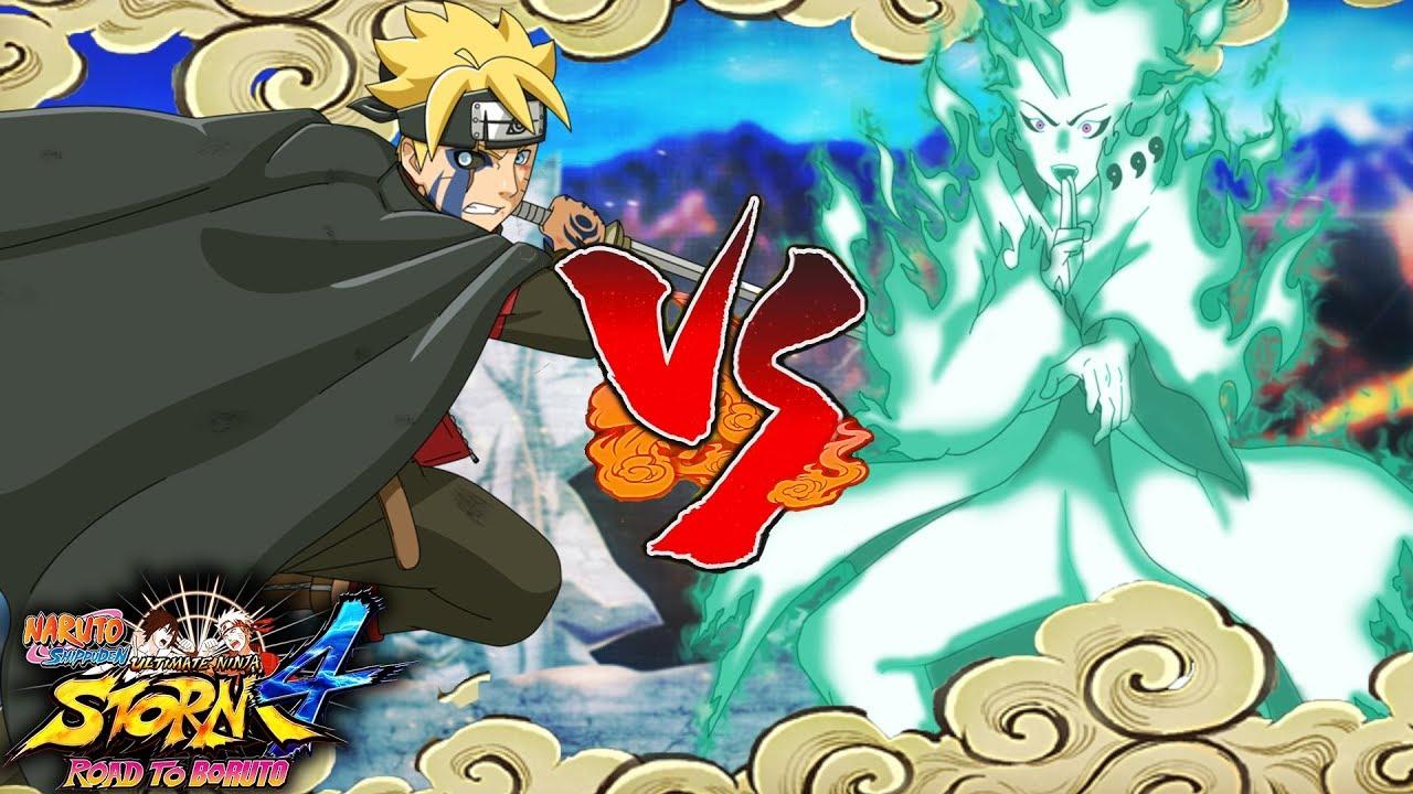 Adult Boruto vs Toneri Otsutsuki - Naruto Shippuden Ultimate Ninja Storm 4  Road to Boruto