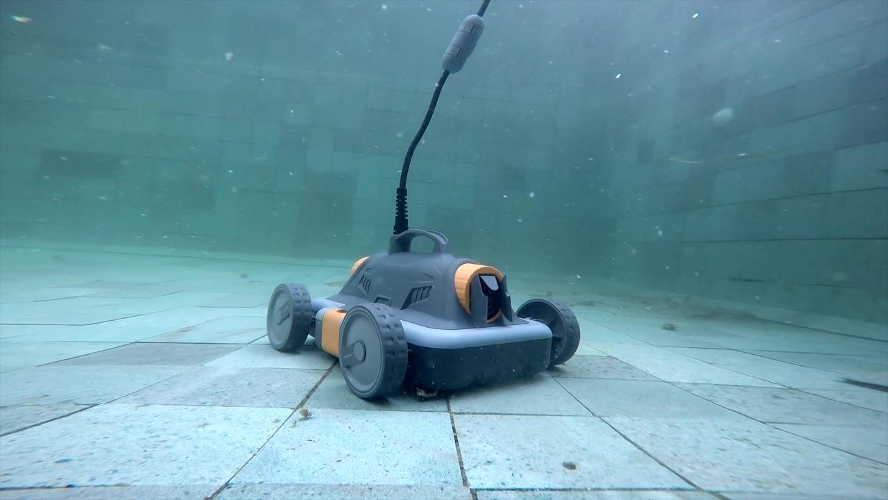 9f436ca188492 Découvrir le Robot de piscine électrique DRAKBOT - YouTube