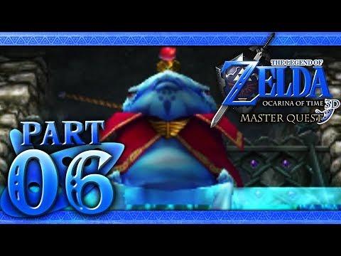 The Legend of Zelda: Ocarina of Time 3D (Master Quest) Part 6 - Zora's Domain