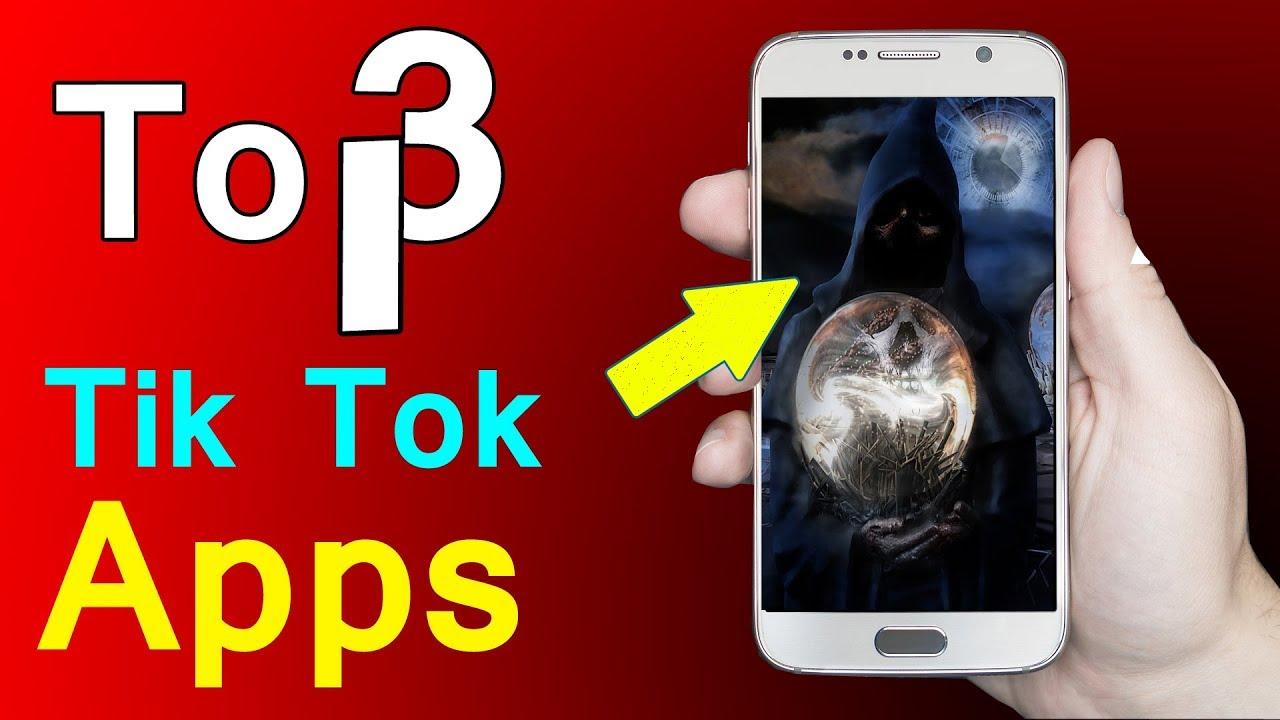 Tiktok tutorial || 3 Apps For tiktok Video Editing Apps || You Must Try