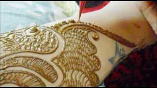Indian Full Hand Bridal Mehndi By Mendiartistica-How To Draw Henna On Palm/Easy Design