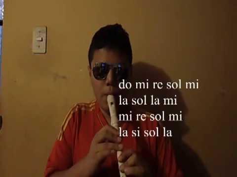 Musica De Menma En Flauta Menma Song On Flute Youtube