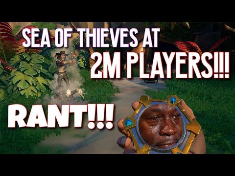 RANT !! Sea Of Thieves Is Xbox One Fastest Selling New Exclusive Says Aaron Greenberg