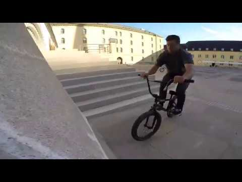Luxembourg by BMX