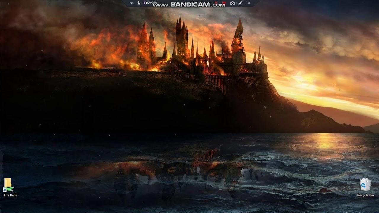 Steam Wallpaper Engine Harry Potter Hogwarts Youtube