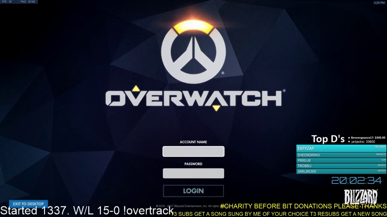Overwatch matchmaking ban