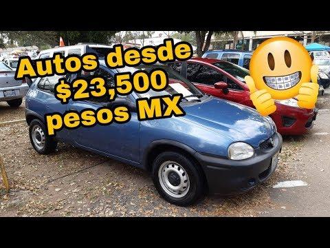 autos-usados-que-puedes-comprar-desde-23,500-pesos-mexicanos-tianguis-de-autos-en-venta-zona-autos