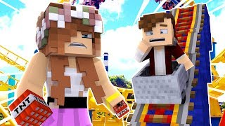 ¡BELEN FALSA INTENTA MATARNOS! 😭 | WHO'S YOUR DADDY EN MINECRAFT