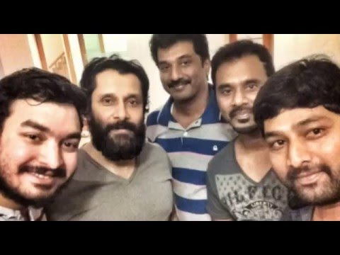 Spirit of Chennai Music Composer for Vikram's Garuda - Thiru