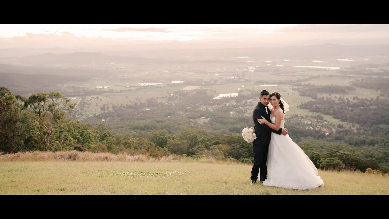 Panasonic GH4 4K Wedding Film Shot in V-LOG L - YouTube