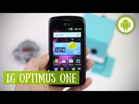 LG Optimus One, la vintage review