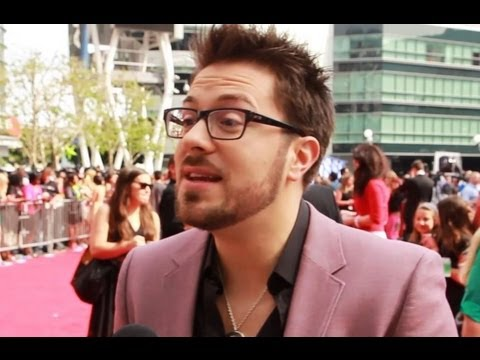 "DANNY GOKEY INTERVIEW- BOOK & NEW RECORD DEAL ""AMERICAN IDOL"" FINALE"