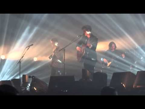 Arctic Monkeys - Walk On The Wild Side live @ Echo Arena Liverpool 2013