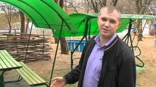 Выставка товаров для сада и дачи, обзор.mpg