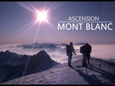 """Mont Blanc - Mount 4810 m - Voie Normale """"Voie des Cristalliers"""""""