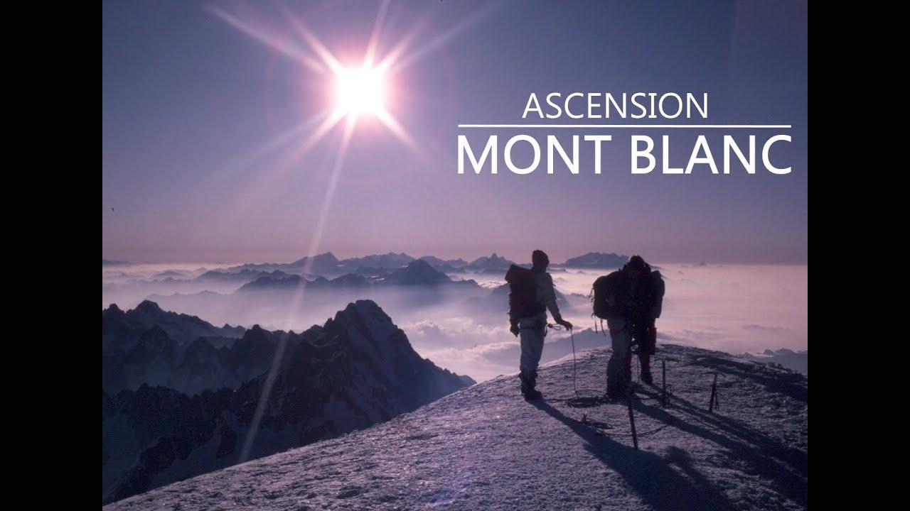 Mont blanc mount 4810 m voie normale voie des for Carrelage mont blanc sallanches